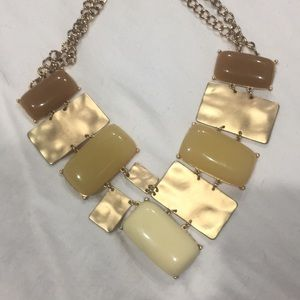 Anna & Ava Gold Necklace